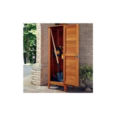 Patio Storage Cabinet New 1 Door Multi Purpose Outdoor Storage Cabinet Garden Patio Deck Eucalyptus Ebay