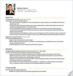 Resume Templates For Professionals by Professional Resume Template Fotolip Rich Image And Wallpaper