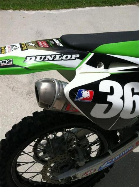 Jeting Pro Tipe F U Kwasaki 250 Crbu buy 2006 kawasaki kx250f pro circuit racing bike on 2040 motos
