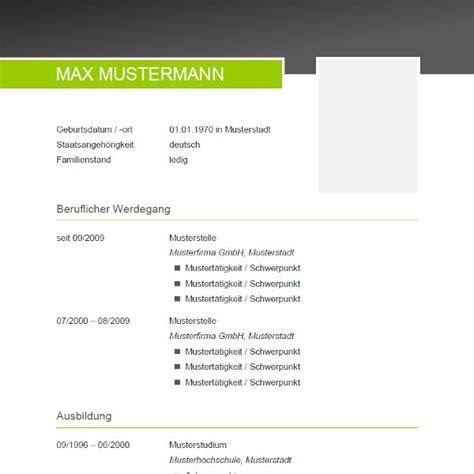 Vorlage Briefkopf Modern Moderne Vorlage F 252 R Einen Lebenslauf Modern Cv Template