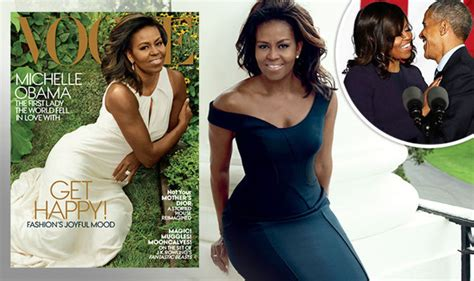 michelle obama vogue cover michelle obama on leaving the white house as she appears