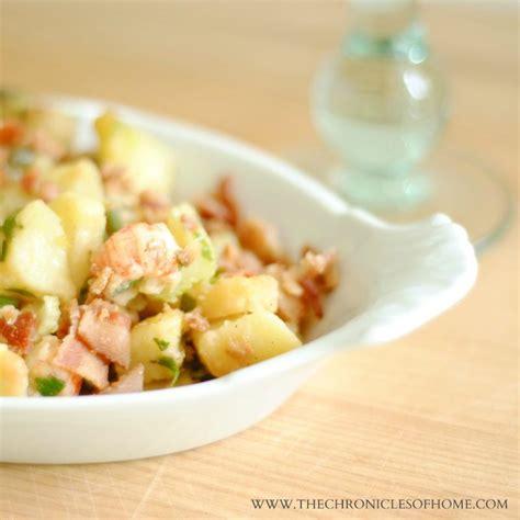 Crispy Salad Potato crispy lobster potato salad