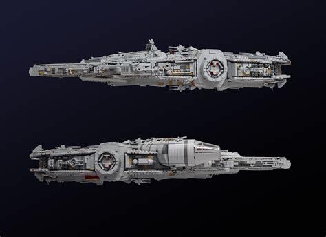 best lego millenium falcon wars fan spends a year building the best lego