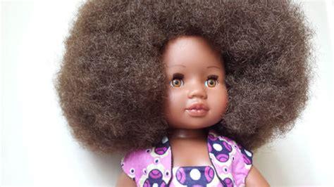 black doll afro 4 black doll companies that make hair