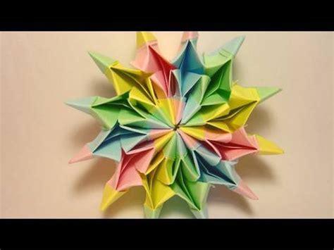 Fireworks Origami - origami fireworks yami yamauchi