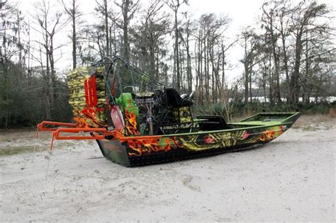 airboat build airboat motor build aplan