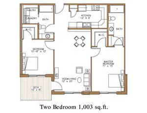 2 bedroom 2 bath apartment layout www galleryhip com 2 bedroom apartment house plans