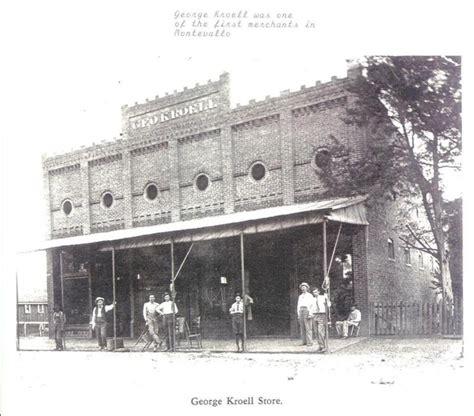 george kroell store montevallo al alabama counties