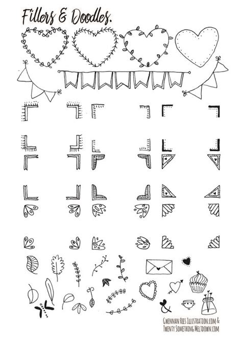 printable alphabet journal may 14 free bullet journal printables bullets