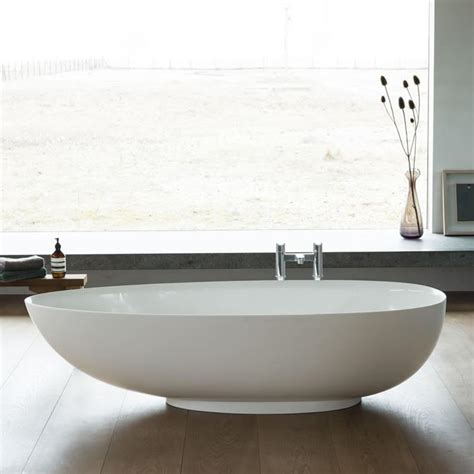 clearwater bathrooms clearwater small teardrop freestanding bath 1690mm clearwater freestanding baths