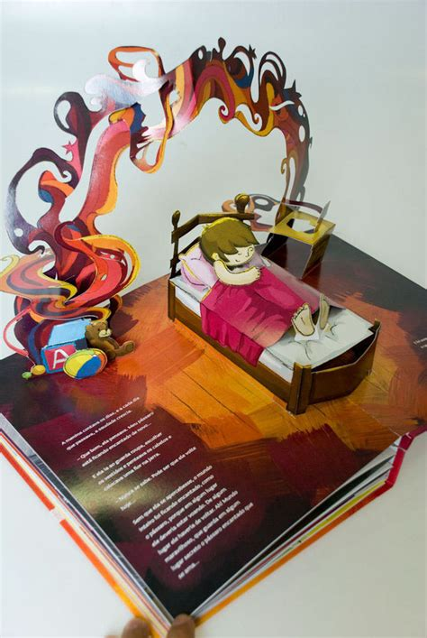 pop up picture books pop up book on behance