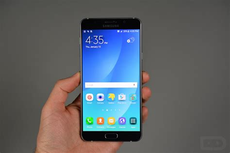 samsung galaxy note 5 review droid