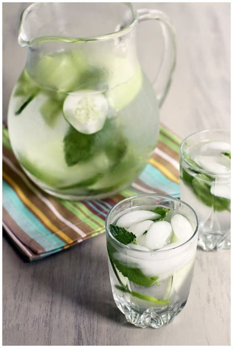 Quench Me Detox by 5 Delicious Thirst Quenching Flavored Water Ideas