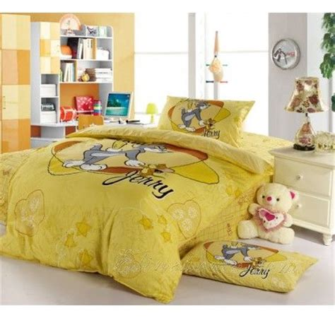 Tom And Jerry Bedding Set 1000 Images About Tom And Jerry Bedding On Pinterest Size Bedding Duvet Covers And Summer
