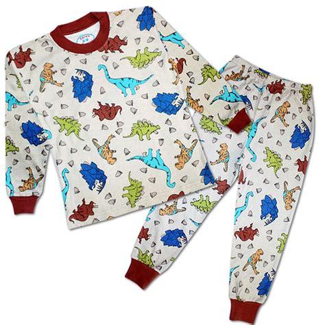 dinosaur pajamas for dinosaur sleepwear and pajamas boys pyjamas