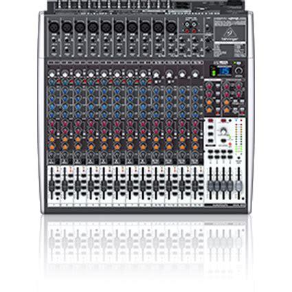 Daftar Mixer Behringer 2442 Fx behringer xenyx x2442usb 24 input 4 2 mixer 24 bit multi