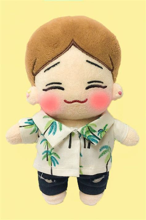 Exo Doll Chen Baekhyun Whitekyoong doll exo chen exo dolls exo and chen