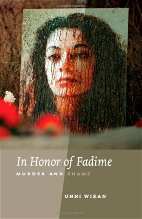 shamed the honour killing quot honor killing quot books and culture