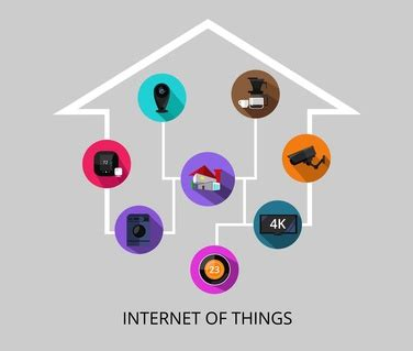 smart home devices the good stuff searcy law internet of things smart home vector illustration concept
