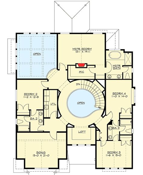 gambrel house floor plans beautiful 4 bed gambrel house plan 23582jd architectural designs house plans