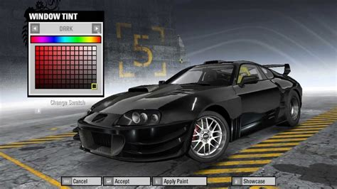 need for speed pro best cars need for speed prostreet how to tune a supra drag style