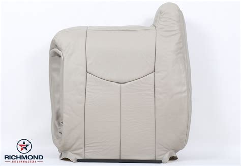 2004 tahoe seat cover installation 2003 2006 chevy tahoe suburban lt z71 ls leather seat