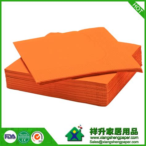 colored napkins paper napkin orange colored dinner napkins colored paper