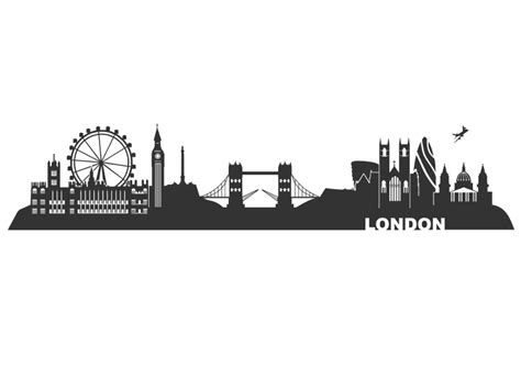 New York Wall Decal Sticker wandtattoo london skyline haupstadt england wandtattoos de