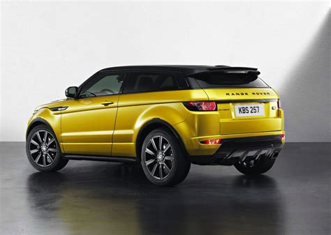 land rover range rover evoque 2013 2013 range rover evoque sicilian yellow limited edition price