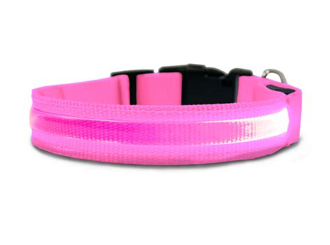 light for collar furhaven pet nap safety led light up collar for dogs