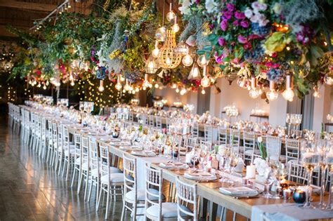 Wedding Event Concept by Botanical Magic S Real Wedding