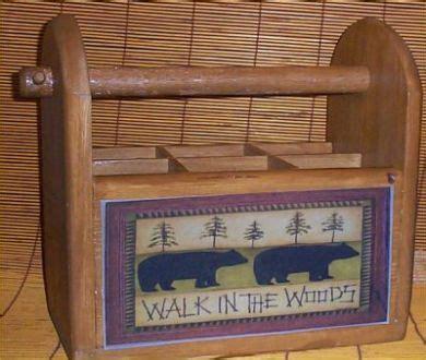 fat chef red wood wall shelf waiter bistro home decor ebay bear wood utensil holder lodge cabin home decor country
