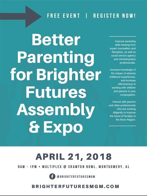 better parenting april 21 better parenting for brighter futures