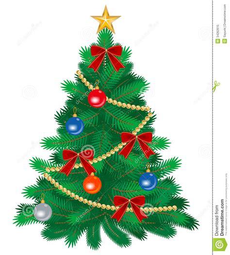 christmas tree royalty free stock photo image 34262615