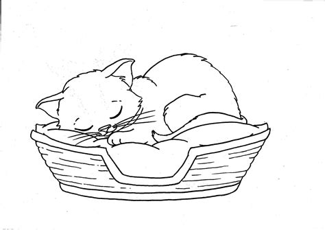 coloring pages on cats kitten coloring pages best coloring pages for kids