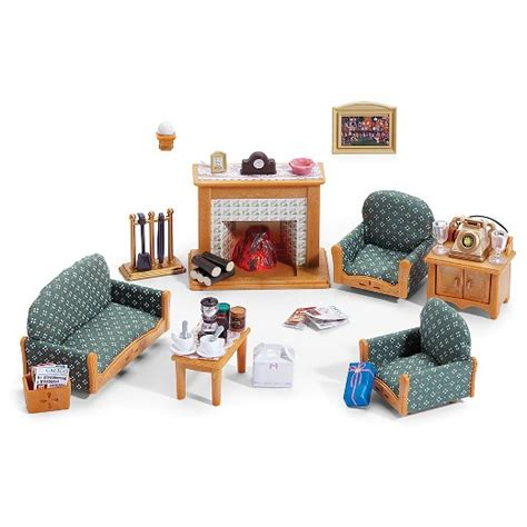 how much is a living room set calico critters deluxe living room set target