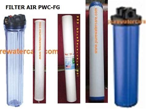 Paket Filter Air 3 Tahap Sediment Gac Cto Eugen Clear 1 2 Lengkap penjernih air minum