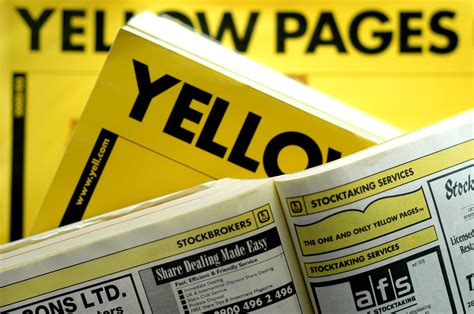 Find Yellow Pages Yellow Pages Call Tracking Measure Your Yellow Book Marketing