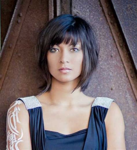 short hairstyles bangs pictures 20 images of short haircuts 2014 2015 short hairstyles