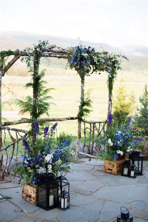 Wedding Arbor Decor by Rustic Wedding Decor Wedding Arbor Wedding