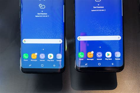 Samsung S8 3 this is the samsung galaxy s8 coming april 21st the verge