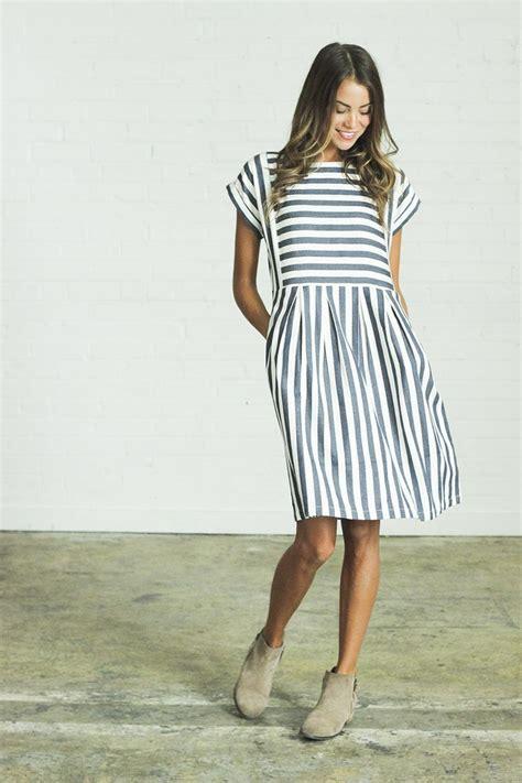 Dress With Stripe best 20 stripes ideas on stripes fashion