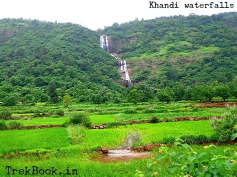 known waterfalls near pune