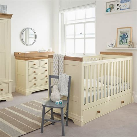 country cottage furniture country cottage painted cot bed in solid oak oak