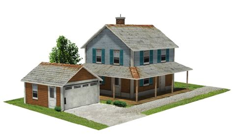 model houses to build scenery model train help blog