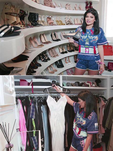 celebrity closet instagram mindblowing celebrity closet tours inside stars