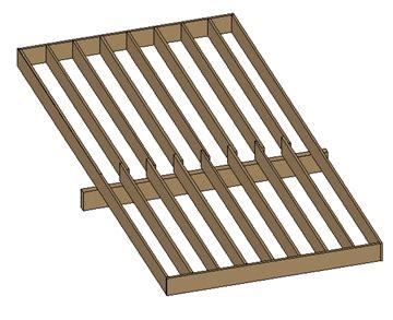 Wood Floor Framing Plan floor beam span tables calculator
