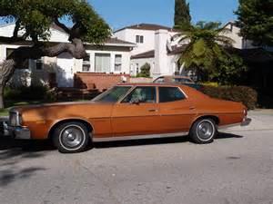 1974 Ford Gran Torino 1974 Ford Gran Torino Roadside Rambler
