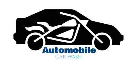 car wash logos auto detailing logos logogarden