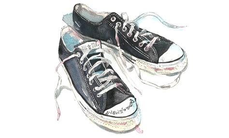 Kurt Cobains Converse Shoe Line by Kurt Cobain Shoes Www Pixshark Images Galleries